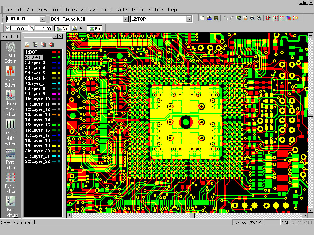 fabricación de circuitos impresos